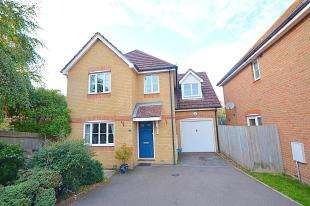 4 Bedrooms Detached House for sale in Sun Valley Way, Eythorne, Dover, Kent