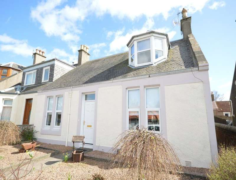 3 Bedrooms Semi Detached House for sale in Main Road, East Wemyss, Kirkcaldy, KY1