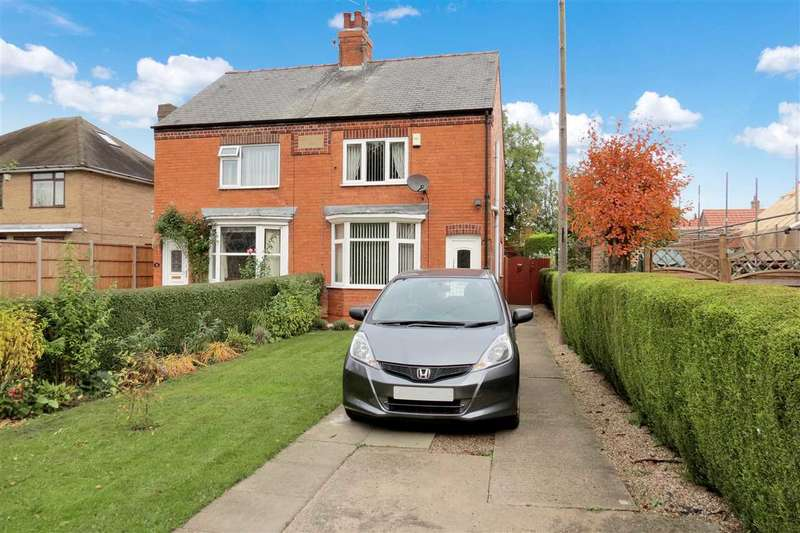 3 Bedrooms Semi Detached House for sale in Main Road, Anwick