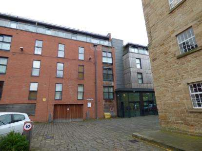 2 Bedrooms Flat for sale in Hebble Wharf, Navigation Walk, Wakefield, West Yorkshire