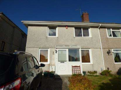 2 Bedrooms Semi Detached House for sale in Plymouth, Devon, England