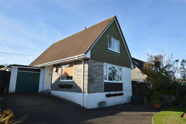 2 Bedrooms Detached House for sale in Amanda Way, Pensilva, Liskeard, Cornwall