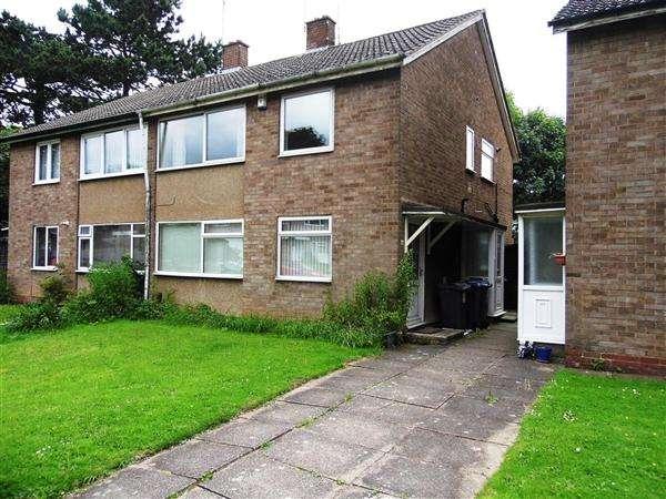 2 Bedrooms Apartment Flat for sale in Lomaine Drive, Kings Norton, Birmingham