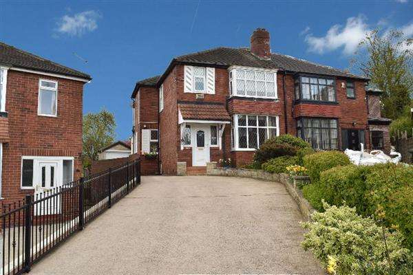 3 Bedrooms Semi Detached House for sale in Richard Road, Moorgate, Rotherham