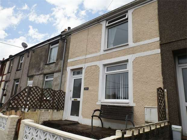 3 Bedrooms Terraced House for sale in Eifion Terrace, Talysarn, Caernarfon, Gwynedd