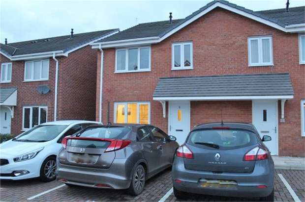 2 Bedrooms Link Detached House for sale in Chandlers Close, Buckshaw Village, Chorley, Lancashire