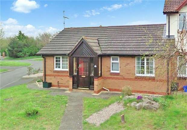 2 Bedrooms Semi Detached Bungalow for sale in Trem Y Bont, Kinmel Bay, Rhyl, Conwy