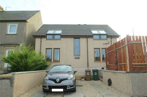 4 Bedrooms Detached House for sale in 38 Cooper Street, Hopeman, Moray