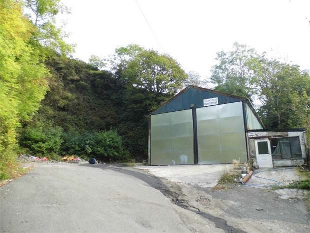 Land Commercial for sale in adj to 190 Oxford Street, Pontycymer, Bridgend, Mid Glamorgan