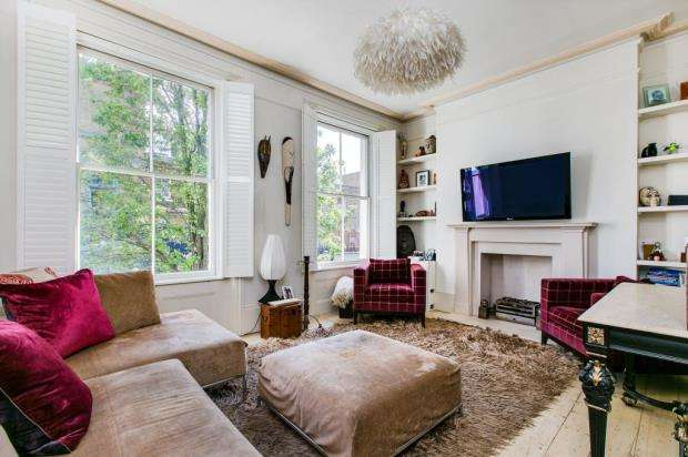 2 Bedrooms Flat for sale in Park Walk, London, SW10