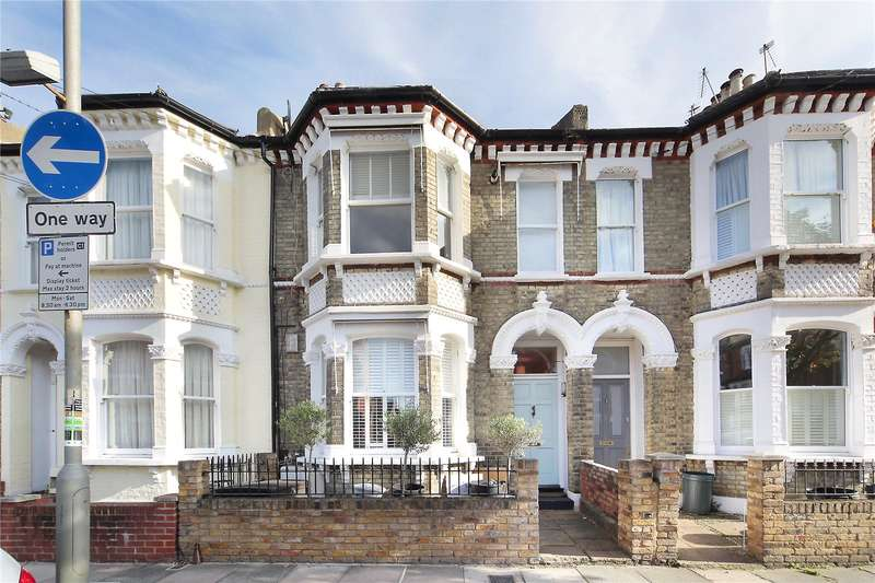 2 Bedrooms Flat for sale in Lavender Sweep, Battersea, London, SW11
