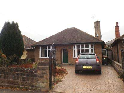 2 Bedrooms Bungalow for sale in Beauvale Road, Hucknall, Nottingham, Nottinghamshire