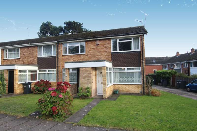 2 Bedrooms Ground Maisonette Flat for sale in Firsholm Close, Boldmere, B73 5HT