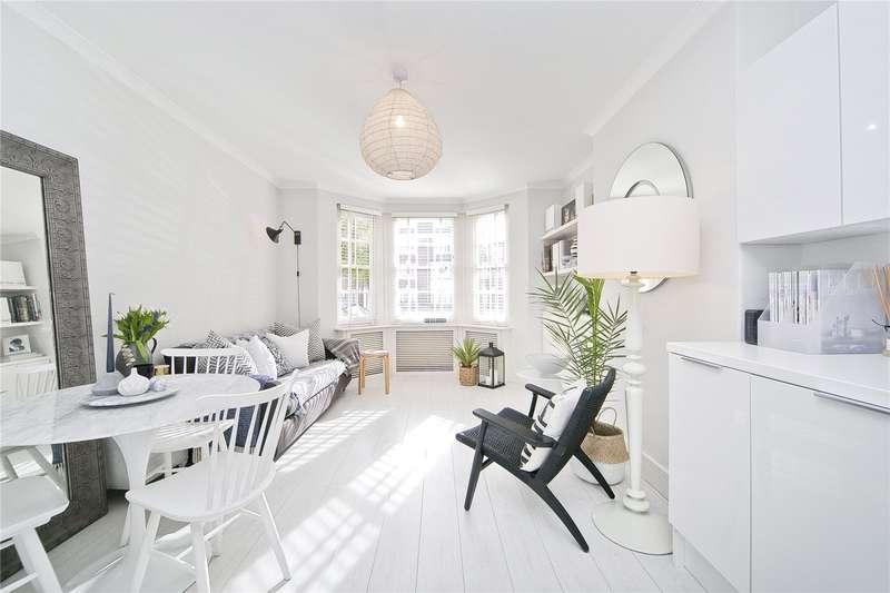 2 Bedrooms Flat for sale in Tyndale Mansions, Upper Street, N1