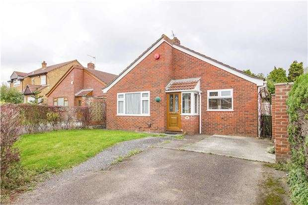 2 Bedrooms Detached Bungalow for sale in Riverside Way, Hanham, BS15 3TF