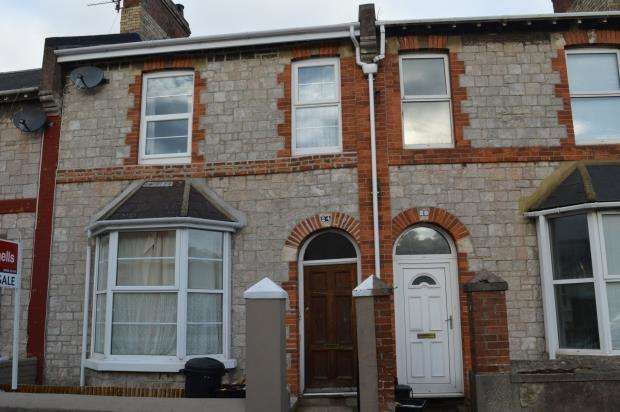 3 Bedrooms Terraced House for sale in Alexandra Road, Ellacombe, Torquay, Devon