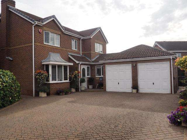 3 Bedrooms Detached House for sale in Helm Drive, Victoria Dock, Hull, HU9 1UH