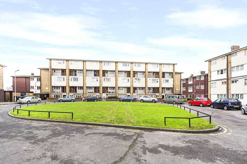 2 Bedrooms Flat for sale in Villiers Close, Leyton