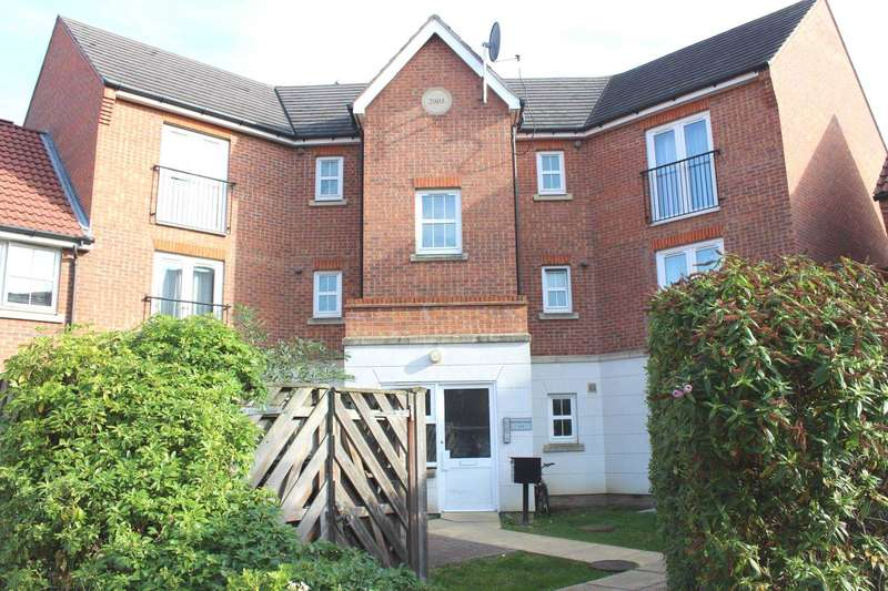 2 Bedrooms Apartment Flat for sale in Westgate House, Allenby Road, SE28 0BB