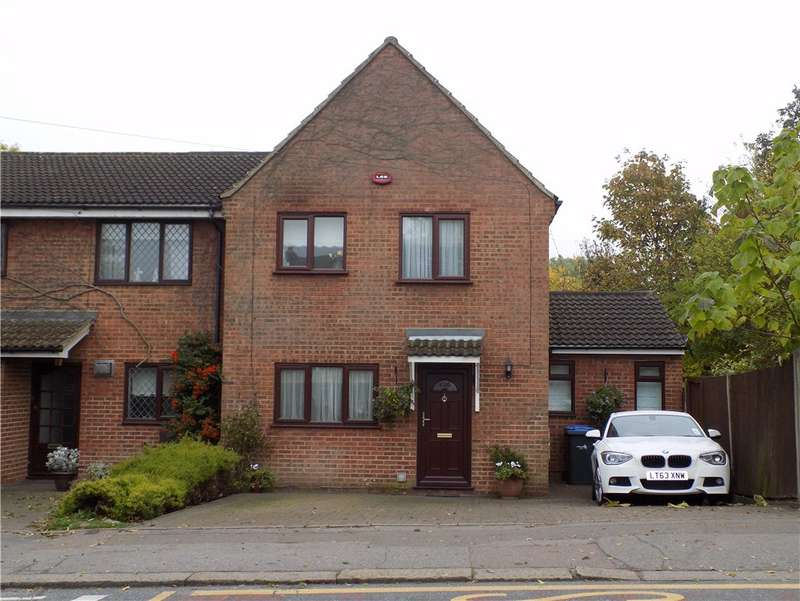 3 Bedrooms Semi Detached House for sale in Lavender Hill, Enfield, Middlesex, EN2
