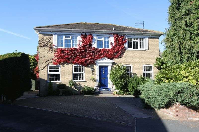 4 Bedrooms Detached House for sale in Barley Garth, Burton Pidsea