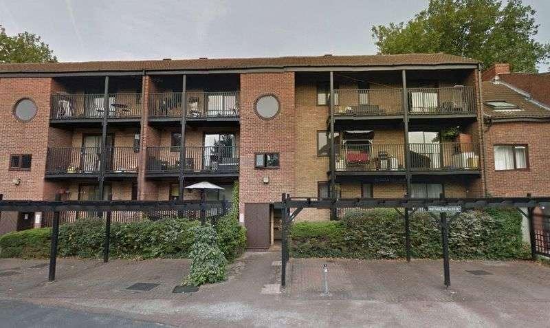 1 Bedroom Flat for sale in Castle Gardens, Nottingham