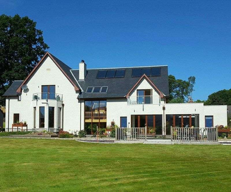 6 Bedrooms Detached House for sale in B& B opportunity/Family Home 5 Bedrooms,Office Study Room. Superior Finish - Daviot, Inverness