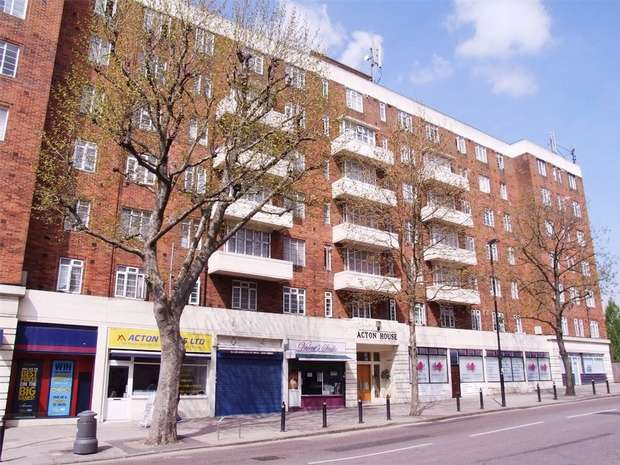 2 Bedrooms Flat for sale in Acton House, Horn Lane, Acton