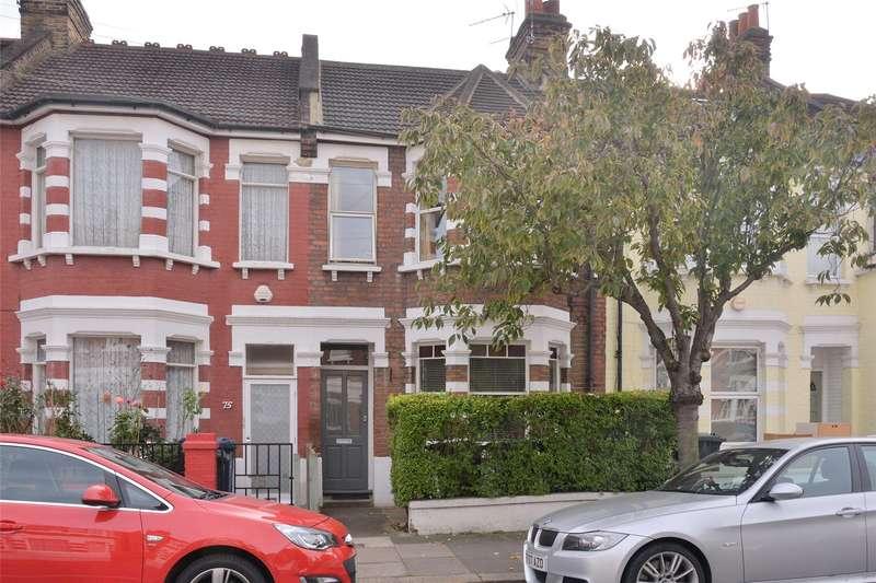 1 Bedroom Flat for sale in Whellock Road, London, W4