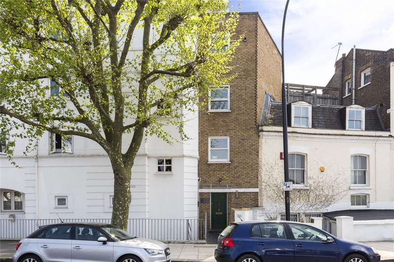 2 Bedrooms Maisonette Flat for sale in King Henrys Road, London, NW3