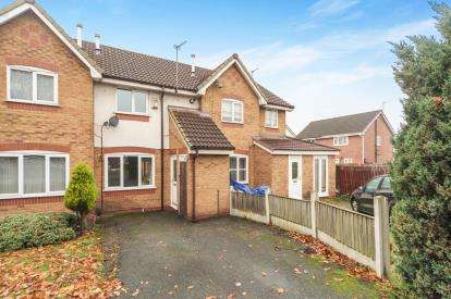 2 Bedrooms Town House for sale in Aquarius Close, Liverpool, Merseyside, L14