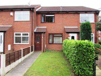 3 Bedrooms Terraced House for sale in Oak Street, Hyde, Cheshire