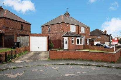 2 Bedrooms Semi Detached House for sale in Woodlea Grove, Armthorpe, Doncaster