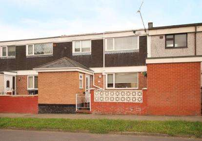 3 Bedrooms Terraced House for sale in Goathland Drive, Woodhouse, Sheffield