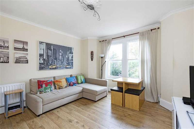1 Bedroom Studio Flat for sale in Braxted Park, Streatham