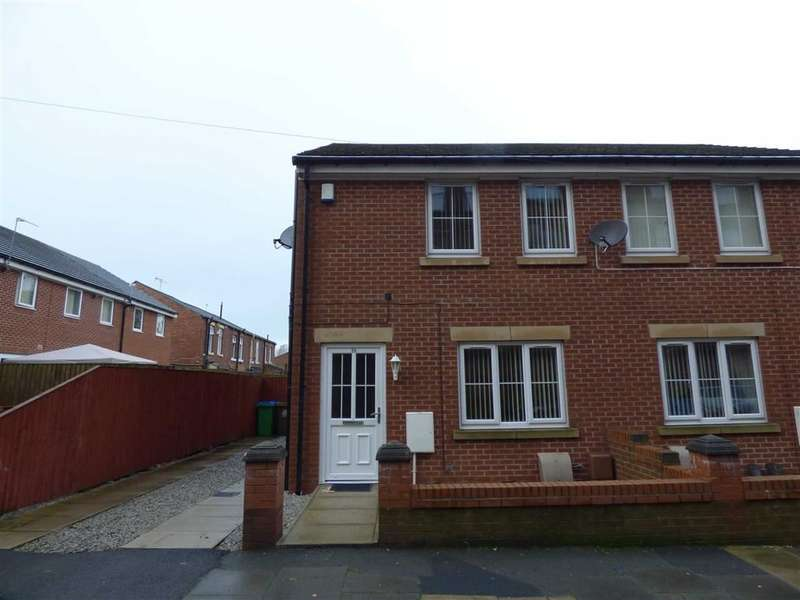 3 Bedrooms Property for sale in Aspinall Street, HEYWOOD, Lancashire, OL10