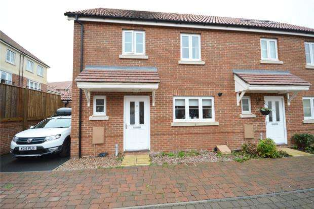 3 Bedrooms Semi Detached House for sale in Underhay Close, Dawlish, Devon