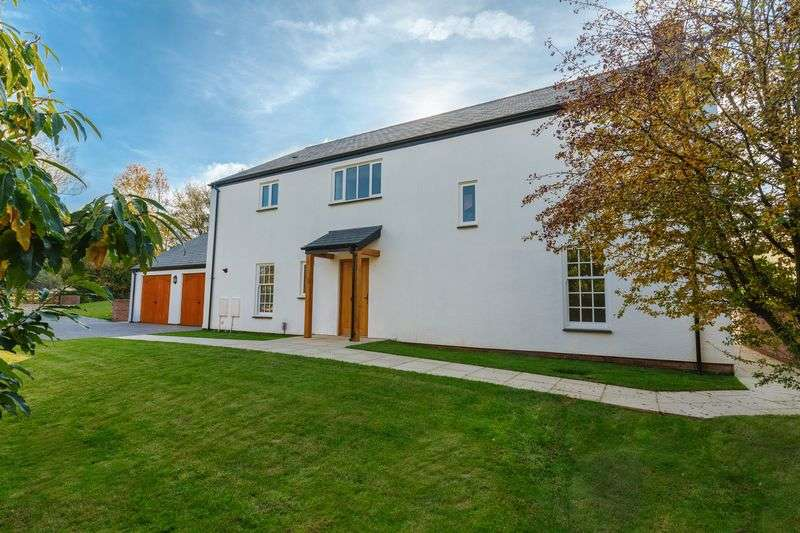 4 Bedrooms Detached House for sale in Barley Villas, Copplestone