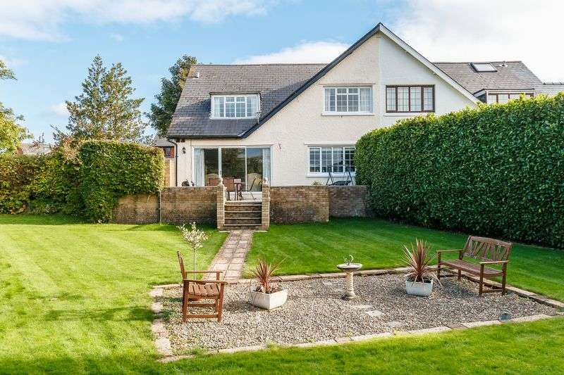 5 Bedrooms Semi Detached House for sale in Abergavenny, Monmouthshire