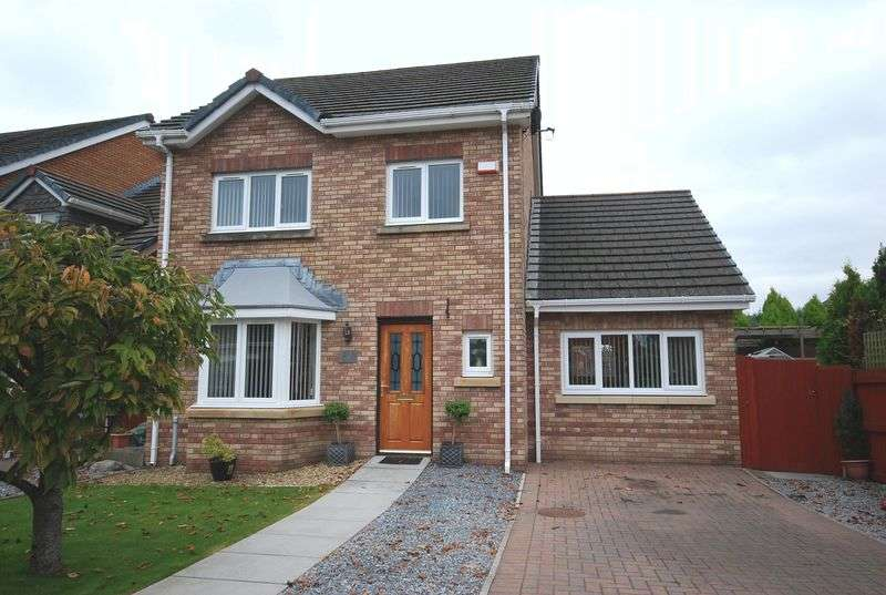 4 Bedrooms Detached House for sale in 2 The Meadows, Skewen, Neath, SA10 6SJ
