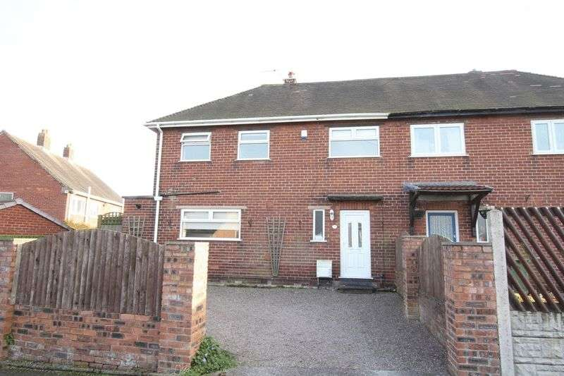 3 Bedrooms Semi Detached House for sale in Shrewsbury Road, Heswall, Wirral