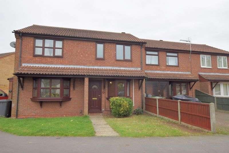 2 Bedrooms Terraced House for sale in Meadow Way, Bracebridge Heath, Lincoln