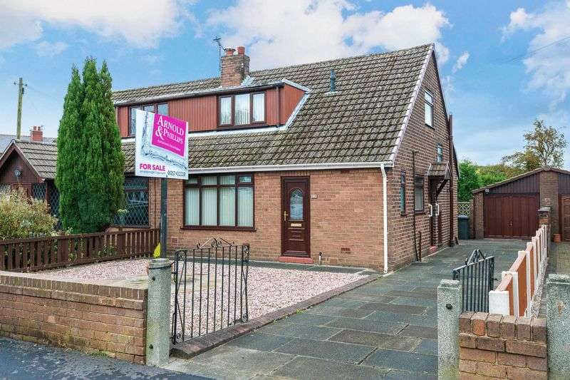 3 Bedrooms Semi Detached House for sale in Park Avenue, Shevington
