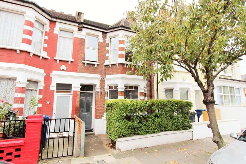 1 Bedroom Flat for sale in Whellock, London, London, W4