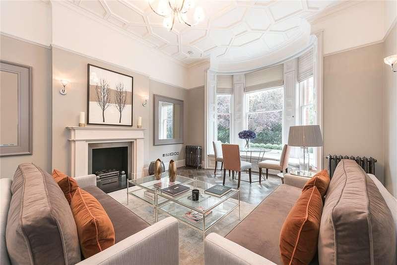 2 Bedrooms Flat for sale in Lennox Gardens, London, SW1X