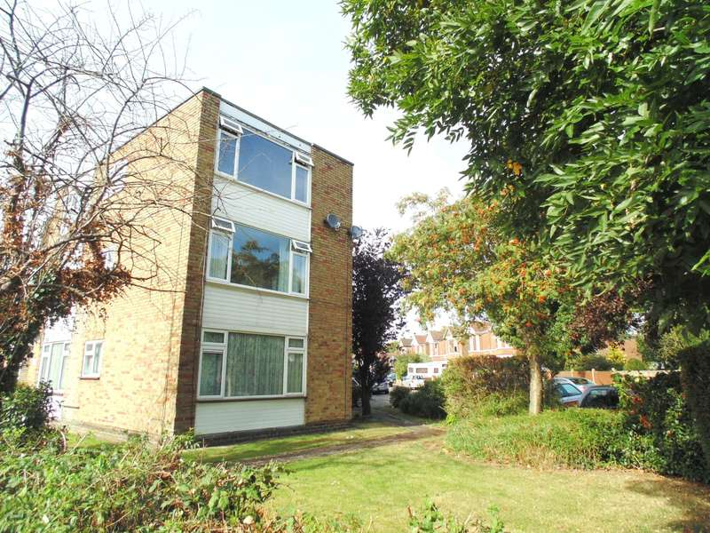 2 Bedrooms Flat for sale in Stafford Road, Southampton