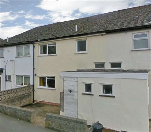 3 Bedrooms End Of Terrace House for sale in Thanet Terrace, Appleby-in-Westmorland, Cumbria