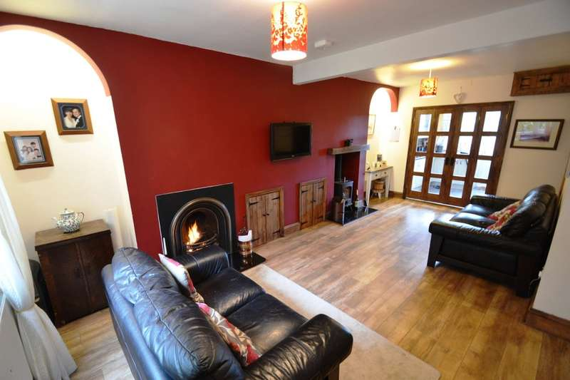 4 Bedrooms Semi Detached House for sale in Bradfield St. George Road, Bradfield St. Clare