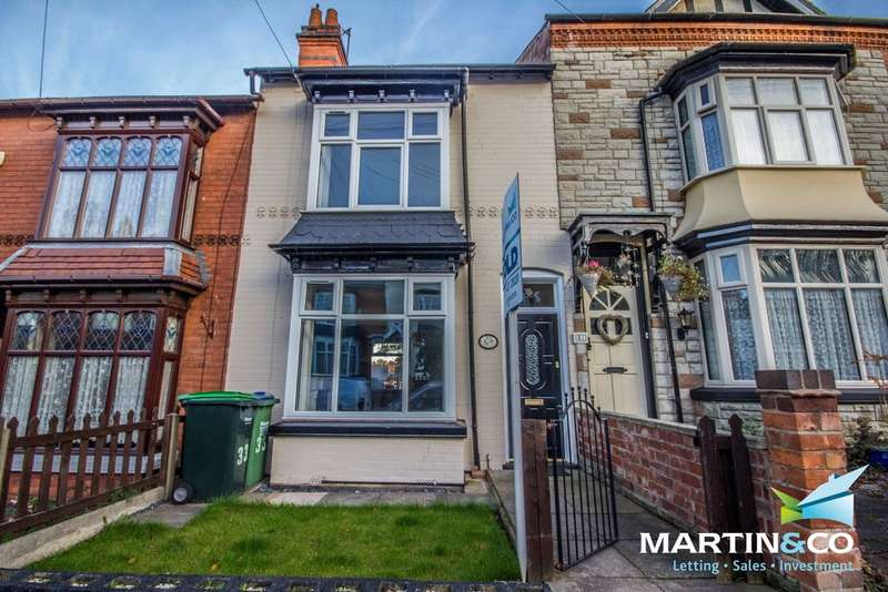 3 Bedrooms Terraced House for sale in Pargeter Road, Bearwood, B67
