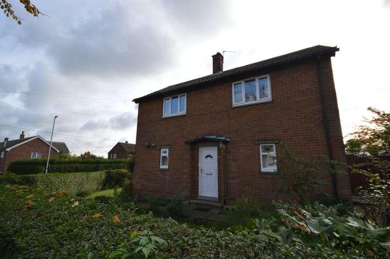 3 Bedrooms Semi Detached House for sale in Harewood Road, Eastmoor, Wakefield